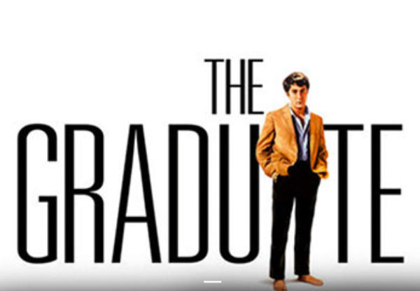 Classic Film Series: The Graduate at The Patchogue Theatre for the Performing Arts