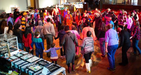 Native American Arts Social at Flushing Town Hall