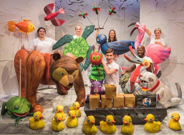 Kupferberg Presents: The Very Hungry Caterpillar Show at Kupferberg Center for the Arts