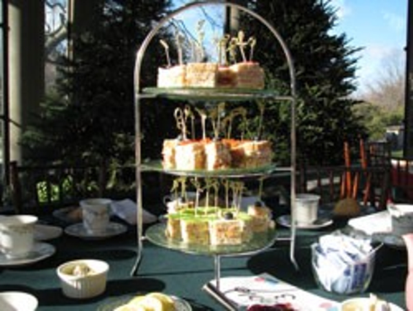 Cream Tea and Tour at Old Westbury Gardens