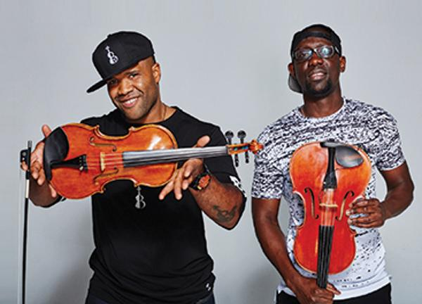 Black Violin at The Performing Arts Center, Purchase College