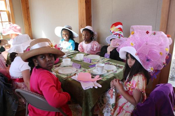 Children's Back-To-School Programs: Victorian Tea Party           at Walt Whitman Birthplace State Historic Site