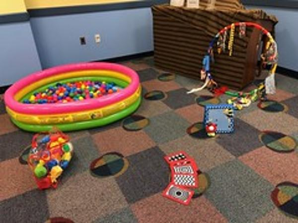 Baby Play Time at Ossining Public Library