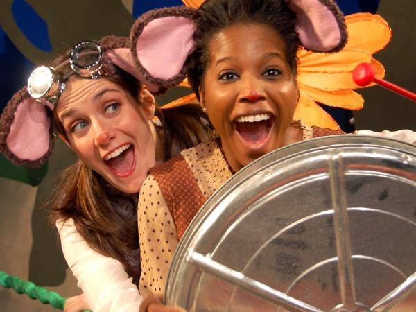 Mouse on the Move at Long Island Children's Museum