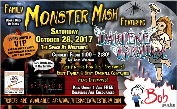 Darlene Graham's Family Monster Mash at The Space at Westbury