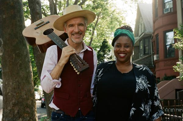 Milk and Cookies Playhouse: Dan Zanes with Claudia Eliaza at Rittenhausen Theater at BOCES