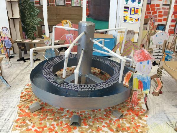 Mini Museum at Children's Museum of the Arts