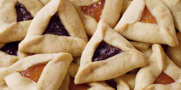 Hamantaschen Making Class at DEZ