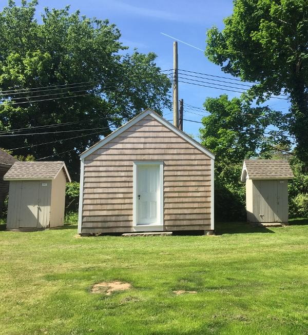 Hands on History: The One-Room Schoolhouse at Rogers Mansion
