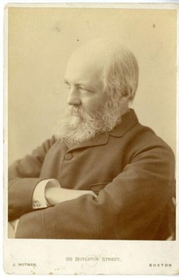 Conversations in Coe Hall: 'Frederick Law Olmsted: Designing America' with Laurence Cotton at Planting Fields Arboretum