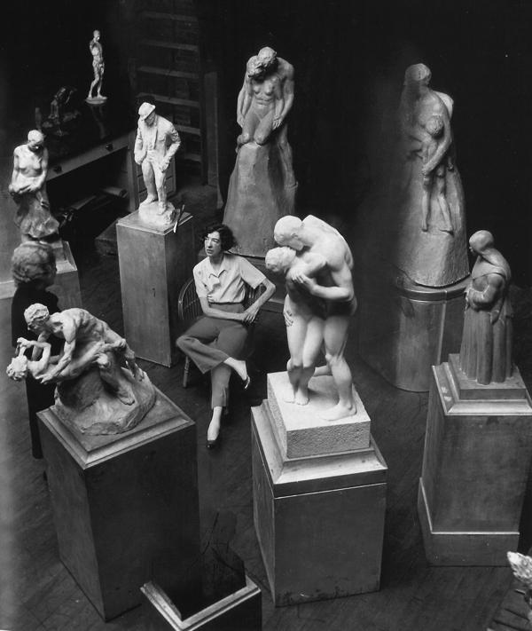 Gertrude Vanderbilt Whitney: Sculpture Exhibition at Planting Fields Arboretum