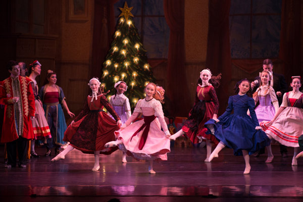 The Yorkville Nutcracker at The Kaye Playhouse at Hunter College