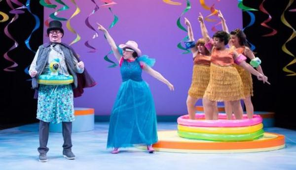 'Elephant & Piggie's We Are in a Play!' Sensory Friendly Performance at Long Island Children's Museum