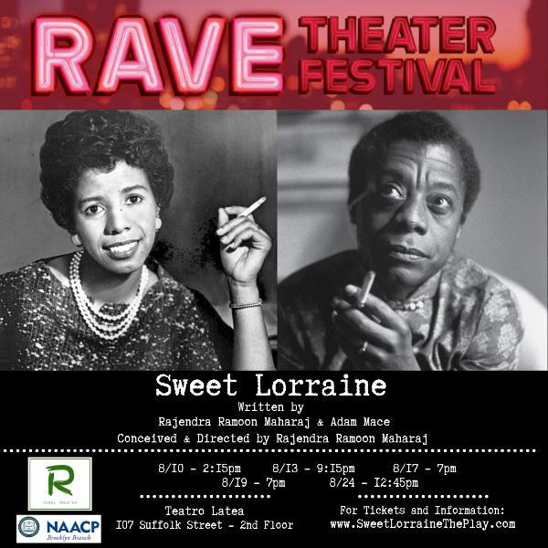 Rave Theater Festival: Sweet Lorraineat Teatro Latea