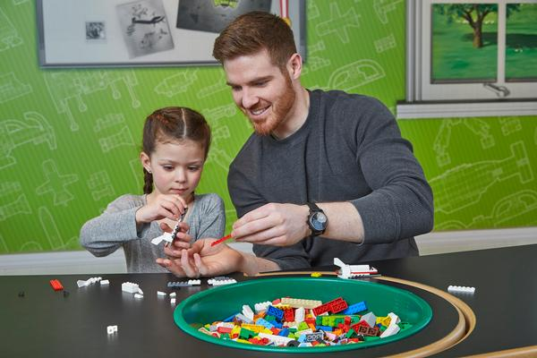 Dads Go Free at LEGOLAND Discovery Center Westchester