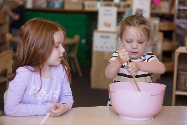 Children's Cooking Class at Bright Horizons at West Village