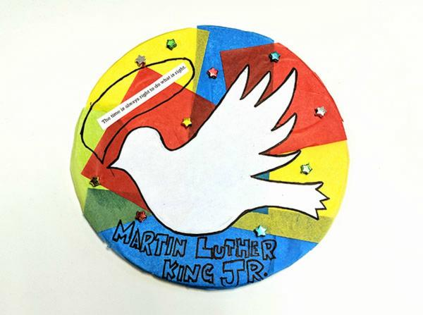 AdvoKids – Peaceful Paintings at Long Island Children's Museum