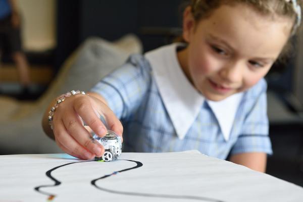 Homeschool STEM Class & Meet-up: Codebotics at Long Island Science Center