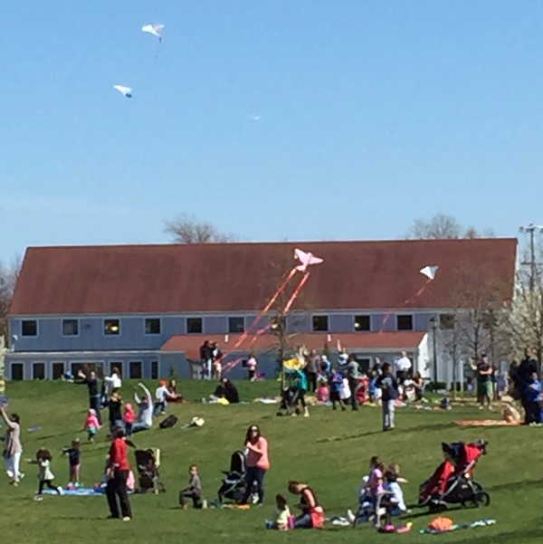 Art in the Park and Kite Day at Heritage Park in Mount Sinai