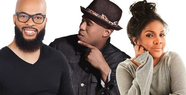 Dr. MLK, Jr. Celebration: CeCe Winans, Anthony Brown, JJ Hairston at New Jersey Performing Arts Center