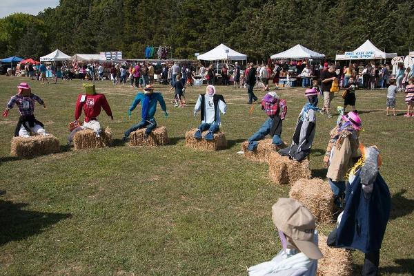 2019 Wildwood Fall Festival at Wildwood State Park