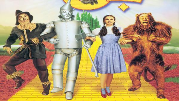KCA Cinema Sundays: The Wizard of Oz at Kupferberg Center for the Arts