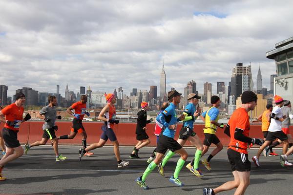NY Road Runners Open Run at Astoria Park
