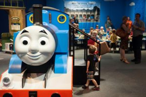Thomas and Friends™: Explore the Rails at Long Island Children's Museum