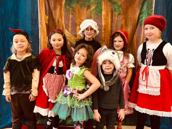 Galli's President's Day Theater Camp at Galli Theater