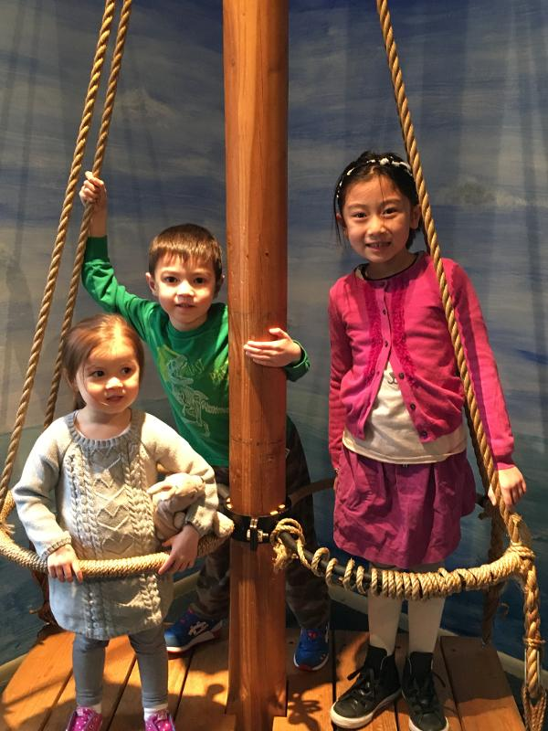 Sail into Spring at The Whaling Museum & Education Center