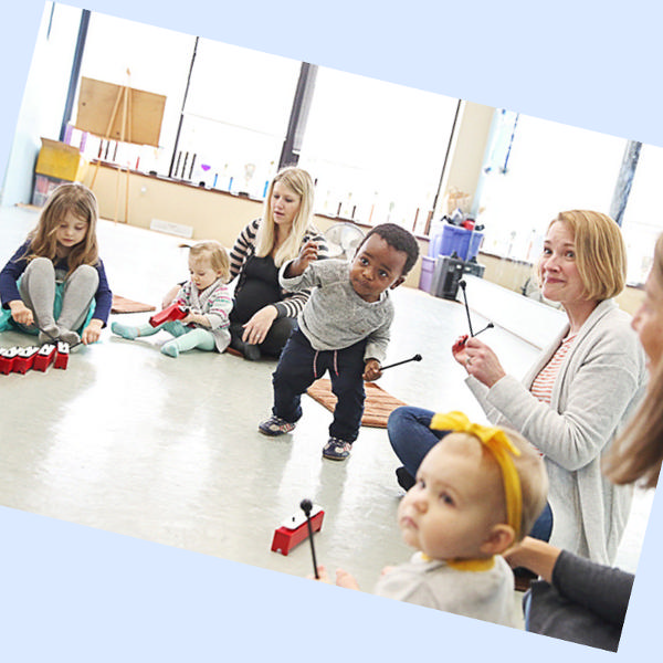Summer Music Fun With Your Child at Our Redeemer Lutheran Church
