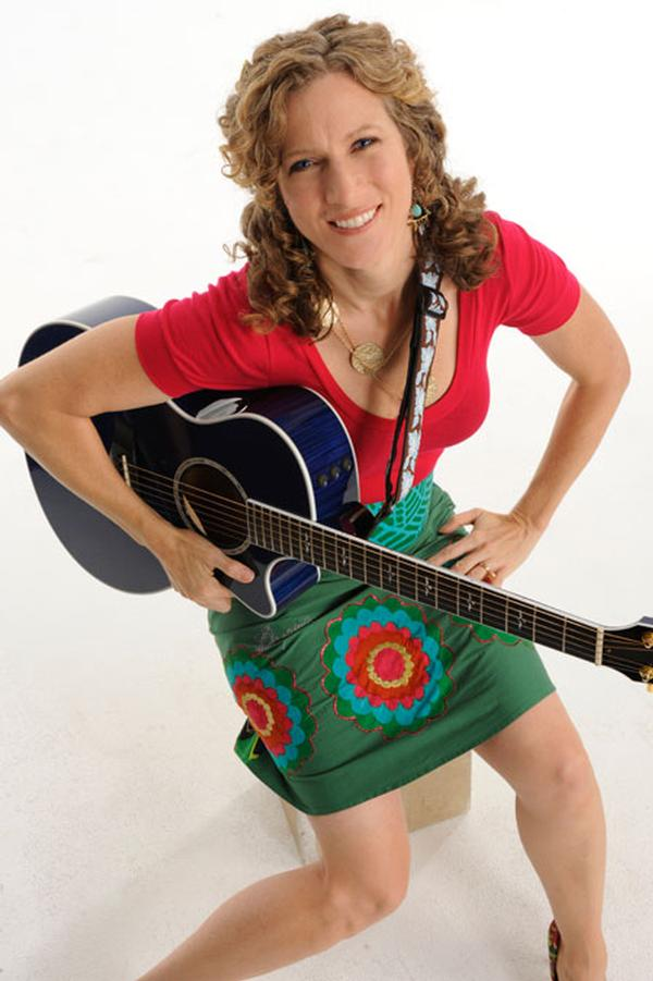 'Laurie Berkner Live! The Greatest Hits Solo Tour' at Hofstra University, John Cranford Adams Playhouse