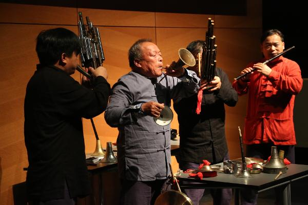 Zhou Family Band at Flushing Town Hall
