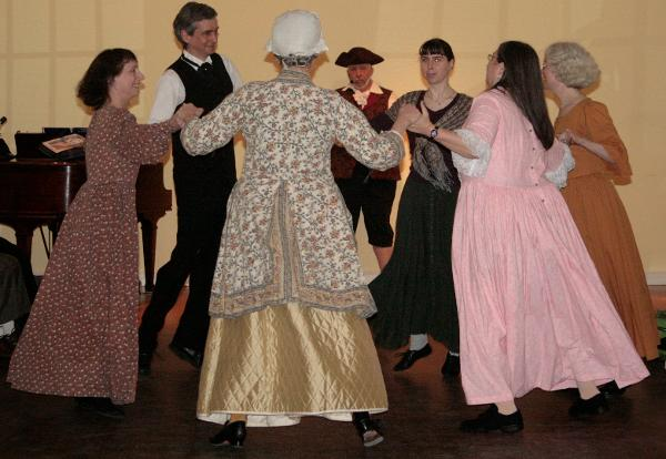 Washington's Birthday Ball at Mount Vernon Hotel Museum and Garden