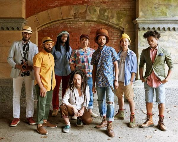 Brown Rice Family: Reggae/Ska/Funk at Southampton Arts Center