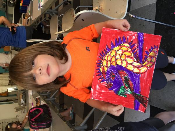 Drawing and Painting 1 & 2 at Mini Monet