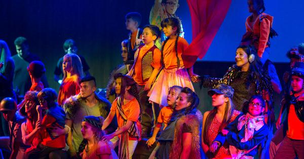 Children's Theatre Workshops for Ages 6-13 at Chickenshed NYC