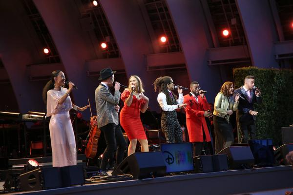 Disney's DCappella at Mayo Performing Arts Center