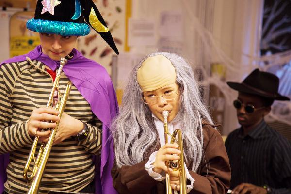 Musical Haunted House at Brooklyn Music School