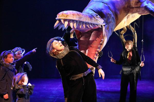 Erth's Prehistoric Aquarium Adventure at St. George Theatre