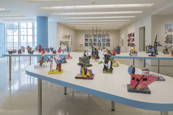 Learning Through Art Presents A Year With Children 2018 at Solomon R. Guggenheim Museum