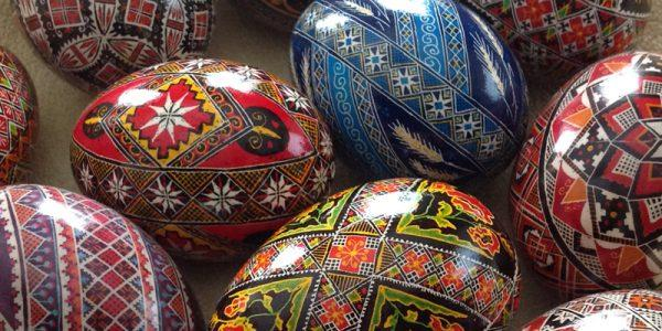 Pysanky Workshop at Bartow-Pell Mansion