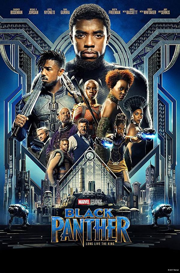 Outdoor Movie Night at Randall's Island Park: Black Panther at Randall's Island Park