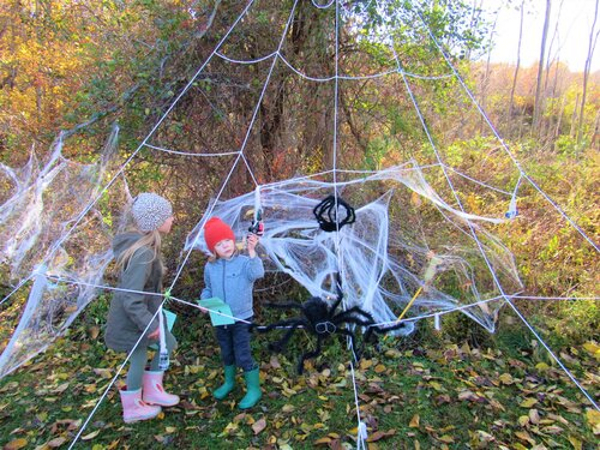 I Spy Halloween Scavenger Haunt at Hudson Highlands Nature Museum's Outdoor Discovery Center
