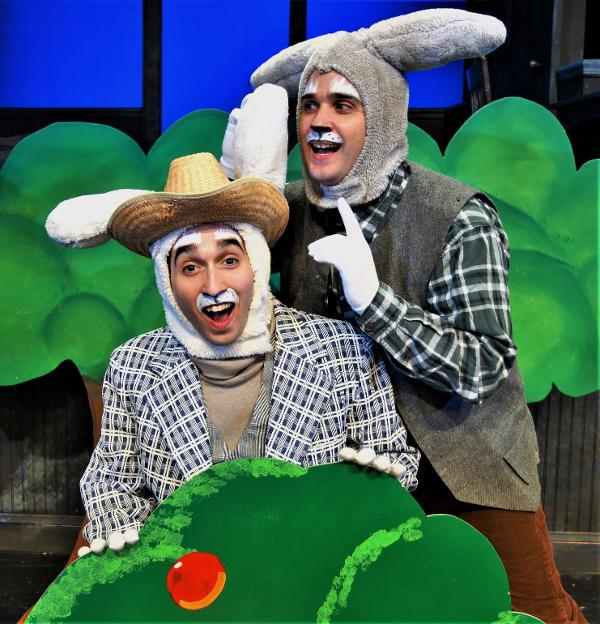 CANCELED The Adventures of Peter Rabbit at Theatre Three