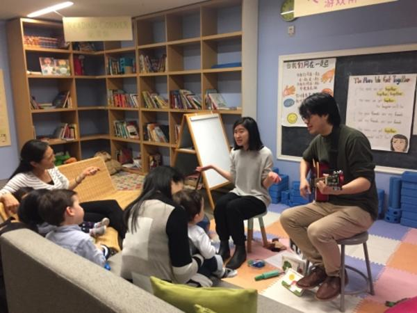 MOCAKIDS Storytime! Snowman Fun at Museum of Chinese in America