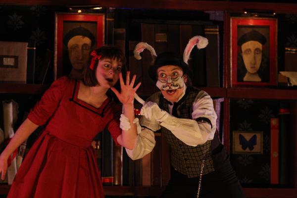 Alice in Wonderland at Queens Theatre