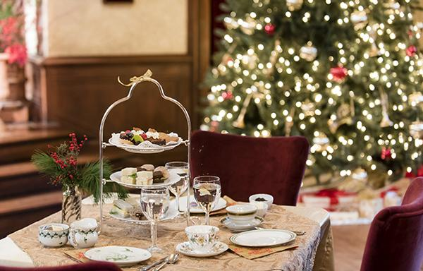 Holiday Tea Musicale at Caramoor Center for Music and the Arts