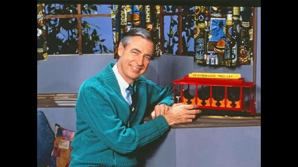 WELCOME TO OUR NEIGHBORHOOD: A TRIBUTE TO MR. ROGERS at Patchogue-Medford Library