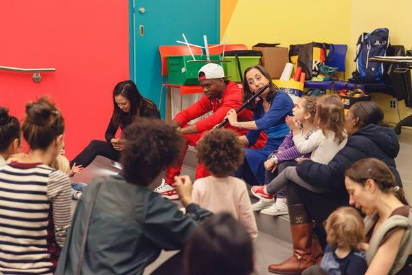 Thursday Workshops with The Little Orchestra Society at Brooklyn Children's Museum